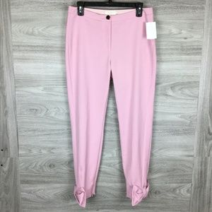 Ted Baker London Pants - Ted Baker London Toplyt Bow Cuff Ankle Pants